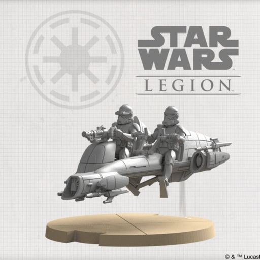 BARC Speeder Unit - Legion Expansion-RedQueen.mx