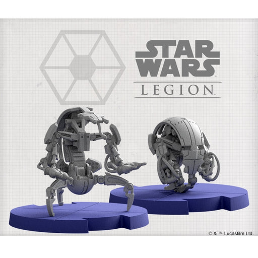 Droidekas Unit - Legion Expansion-RedQueen.mx