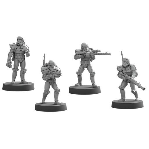 Imperial Stormtroopers - Legion Upgrade Expansion-RedQueen.mx