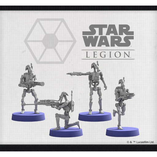 B1 Battle Droids - Legion Upgrade Expansion