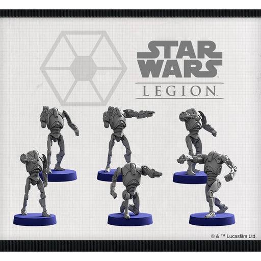B2 Super Battle Droids - Legion Unit Expansion-RedQueen.mx