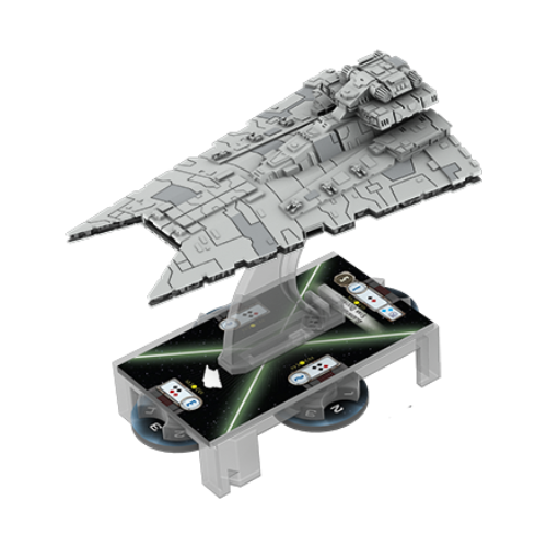 Gladiator-class Star Destroyer - Armada Expansion-RedQueen.mx