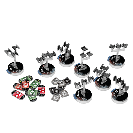 Imperial Fighter Squadrons - Armada Expansion - SW Armada