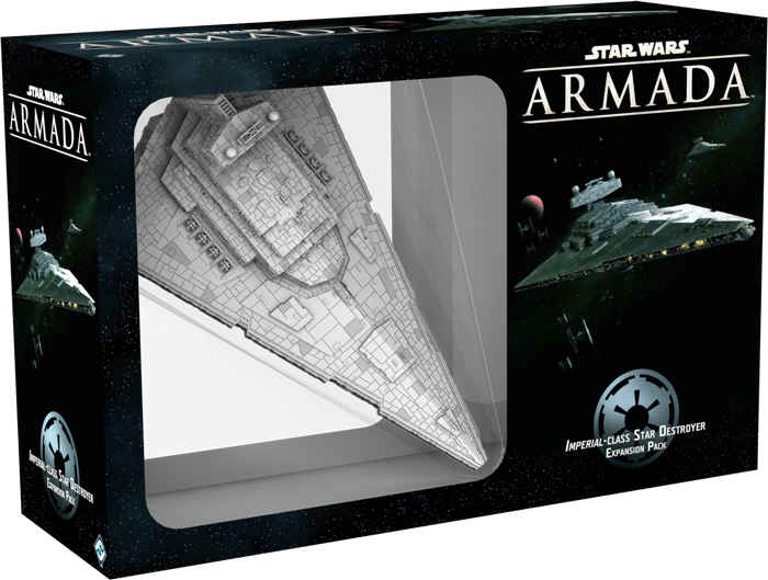 Imperial-class Star Destroyer - Armada Expansion - SW Armada
