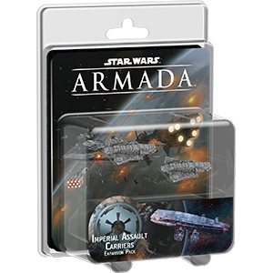 Imperial Assault Carriers - Armada Expansion-RedQueen.mx