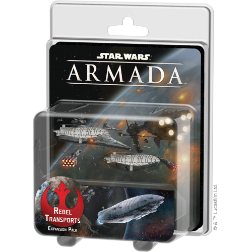 Rebel Transports - Armada Expansion-RedQueen.mx