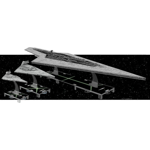 Super Star Destroyer - Armada Expansion-RedQueen.mx