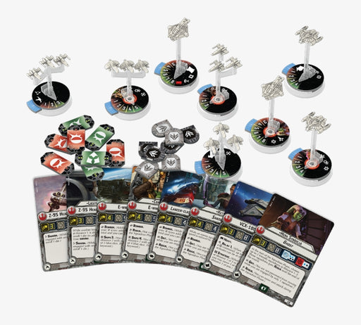 Rebel Fighter Squadrons II - Armada Expansion - SW Armada