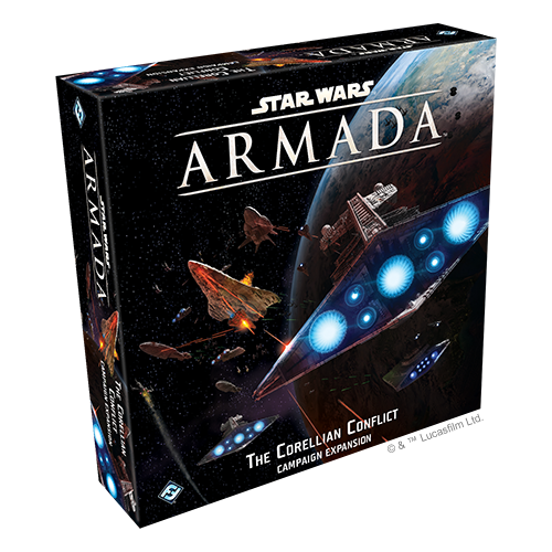 The Corellian Conflict - Armada Campaign Expansion - SW Armada