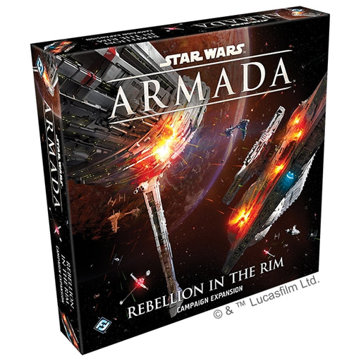 Rebellion in the Rim - Armada Campaign Expansion - SW Armada