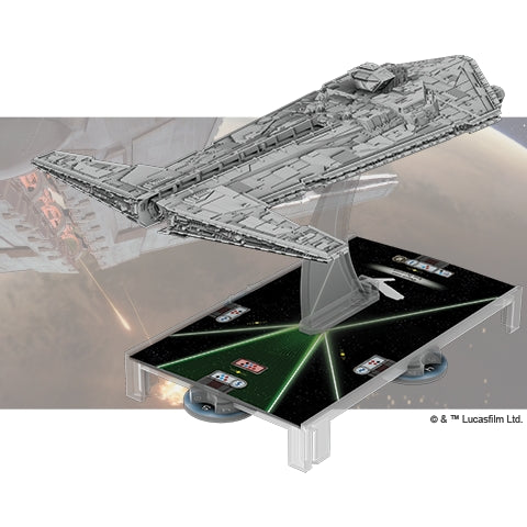 Onager-class Star Destroyer - Armada Expansion-RedQueen.mx