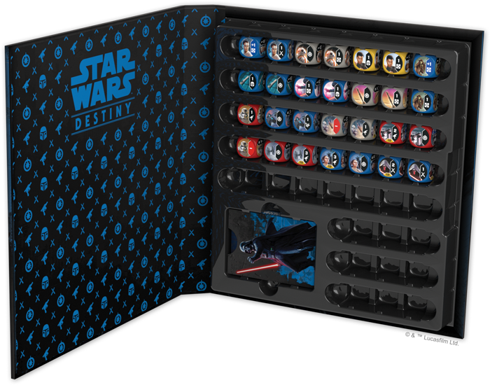 Darth Vader - Destiny Dice Binder - SW Destiny LCG