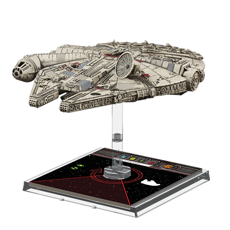 Millennium Falcon - X-Wing Expansion - SW X-Wing