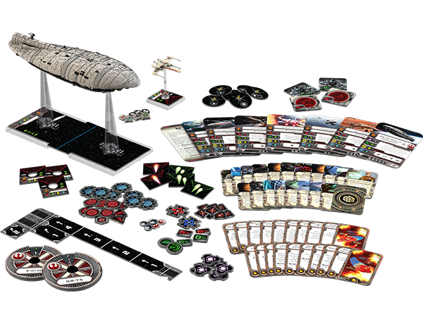 Rebel Transport - X-Wing Expansion-RedQueen.mx