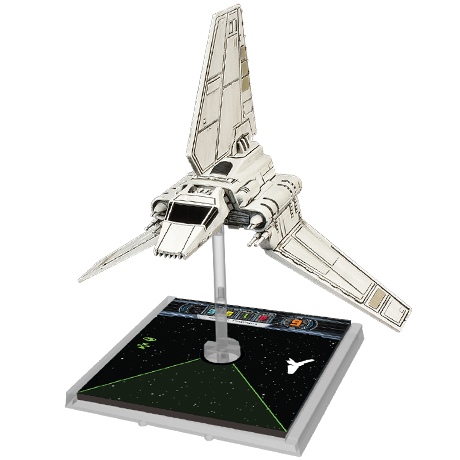 Lambda-class Shuttle - X-Wing Expansion - SW X-Wing