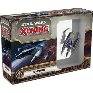 IG-2000 - X-Wing Expansion