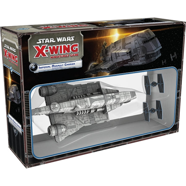 Imperial Assault Carrier - X-Wing Expansion