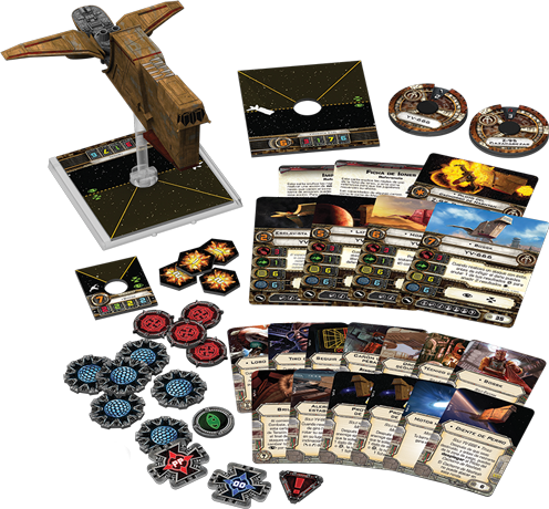 Hound's Tooth - X-Wing Expansion - SW X-Wing