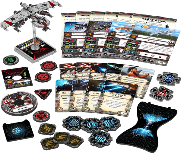 K-wing - X-Wing Expansion-RedQueen.mx