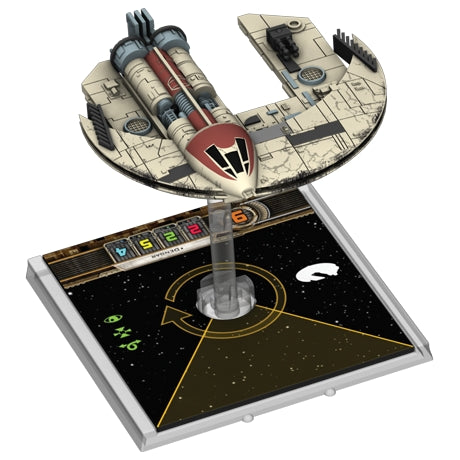 Punishing One - X-Wing Expansion-RedQueen.mx