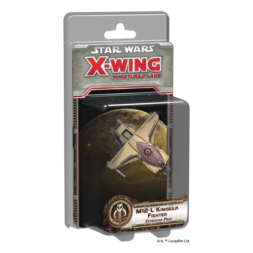 M12-L Kimogila Fighter - X-Wing Expansion-RedQueen.mx