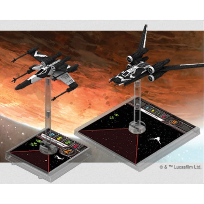 Saw's Renegades - X-Wing 2E Expansion-RedQueen.mx