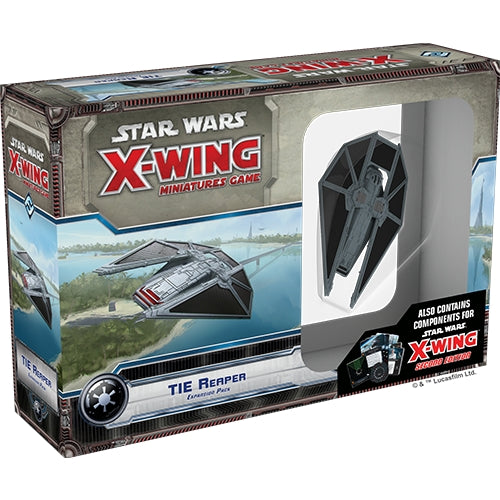 TIE Reaper - X-Wing 2E Expansion-RedQueen.mx
