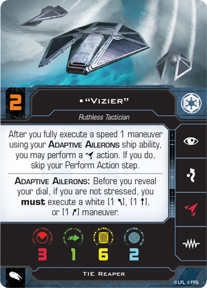 TIE Reaper - X-Wing 2E Expansion - SW X-Wing