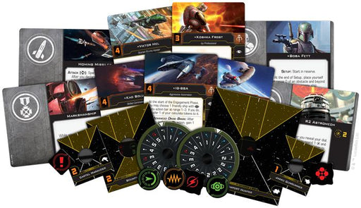 Scum and Villainy Conversion Kit - X-Wing 2E Expansion - SW X-Wing