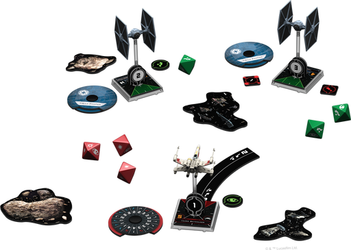 X-Wing Second Edition - Core Set-RedQueen.mx