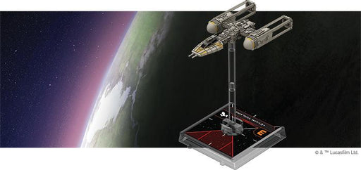 BTL-A4 Y-Wing - X-Wing 2E Expansion-RedQueen.mx