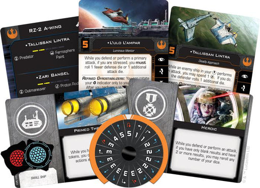 Resistance Conversion Kit - X-Wing 2E Expansion - SW X-Wing