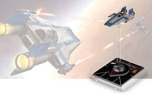 RZ-2 A-Wing - X-Wing 2E Expansion-RedQueen.mx