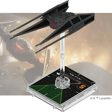 TIE/vn Silencer - X-Wing 2E Expansion - SW X-Wing