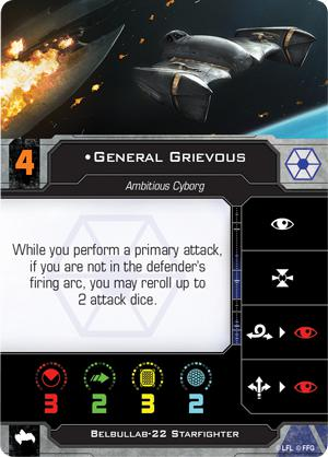 Servants of Strife Squadron - X-Wing 2E Expansion-RedQueen.mx