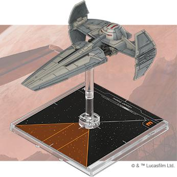 Sith Infiltrator - X-Wing 2E Expansion - SW X-Wing