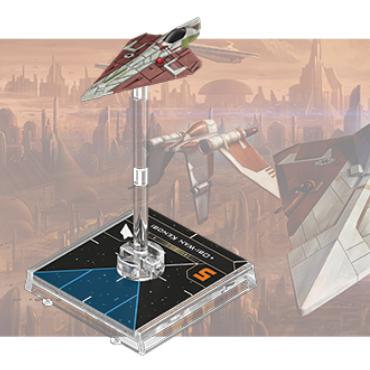 Guardians of the Republic Squadron - X-Wing 2E Expansion-RedQueen.mx