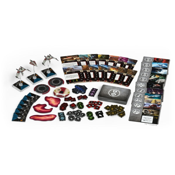 Guardians of the Republic Squadron - X-Wing 2E Expansion