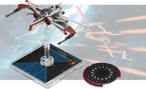 Arc-170 Starfighter - X-Wing 2E Expansion-RedQueen.mx