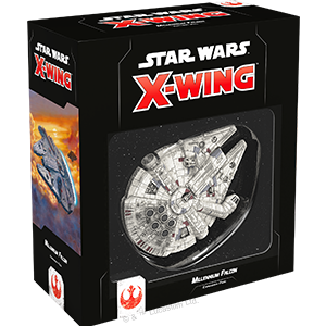 Millennium Falcon - X-Wing 2E Expansion-RedQueen.mx