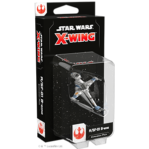 A/SF-01 B-Wing - X-Wing 2E Expansion-RedQueen.mx