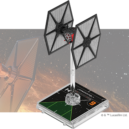 TIE/sf Fighter - X-Wing 2E Expansion-RedQueen.mx