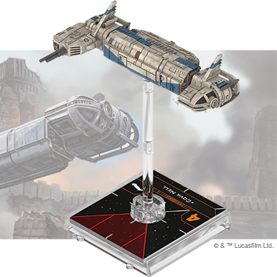 Resistance Transport - X-Wing 2E Expansion-RedQueen.mx