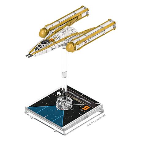 BTL-B Y-Wing - X-Wing 2E Expansion-RedQueen.mx