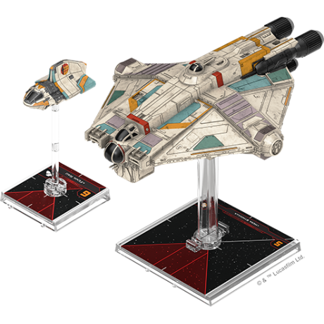Ghost - X-Wing 2E Expansion - SW X-Wing