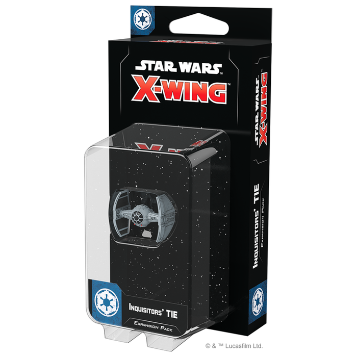 Inquisitors' TIE - X-Wing 2E Expansion - SW X-Wing