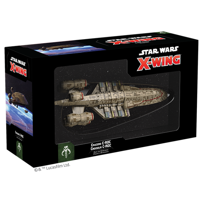 C-ROC Cruiser - X-Wing 2E Expansion - SW X-Wing