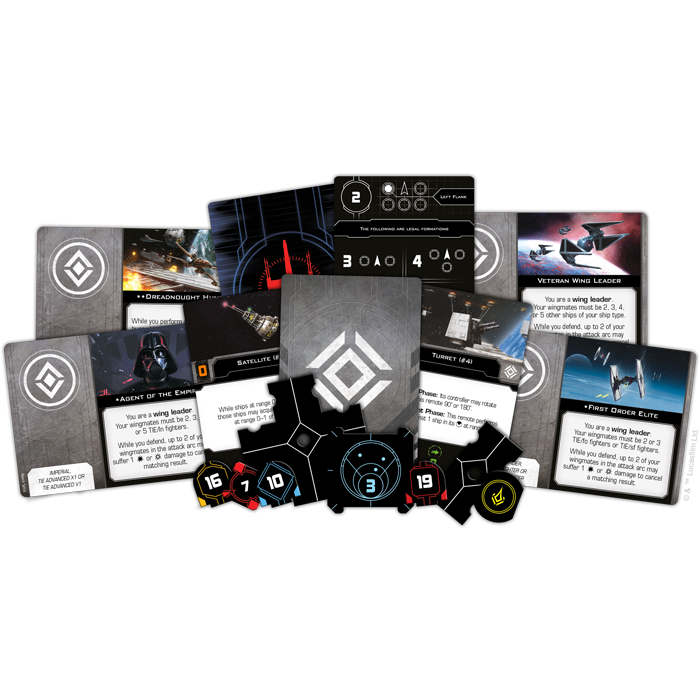 Epic Battles Multiplayer - X-Wing 2E Expansion Pack-RedQueen.mx