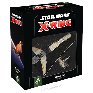 Hound's Tooth - X-Wing 2E Expansion-RedQueen.mx