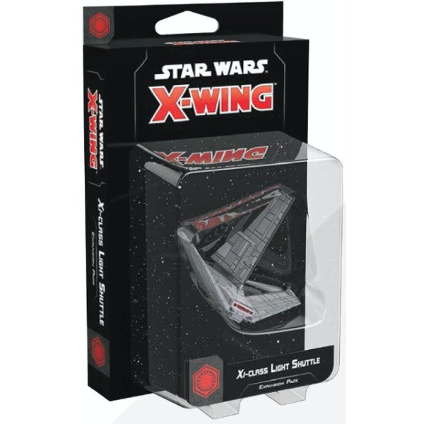 Xi-class Light Shuttle - X-Wing 2E Expansion-RedQueen.mx
